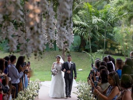 Casamento de Rochelly e Misael - Cerimônia e Recepção na Usina Dois Irmãos
