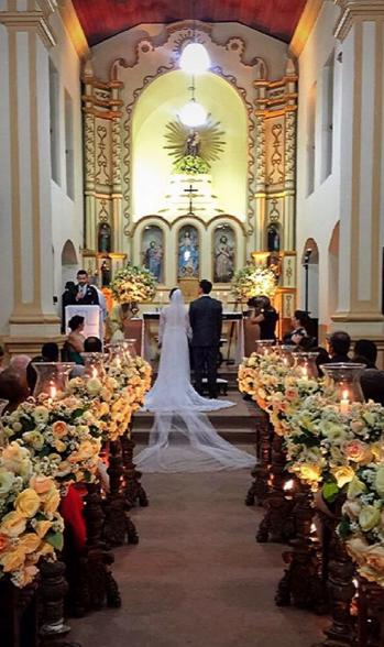 Casamento em Limoeiro - Casamento na Cidade - Feedback