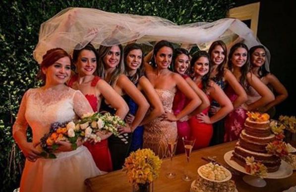 Casamento em Restaurante - Mini Wedding - Recife Feedback