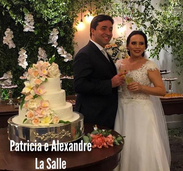 Casamento em Recife - Casamento Clássico - La Salle Feedback