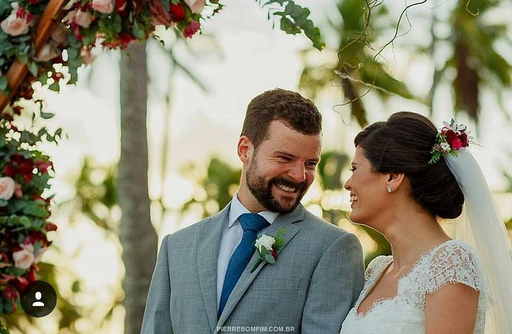 Casamento na Praia do Paiva - Feedback - Reserva da Coruja