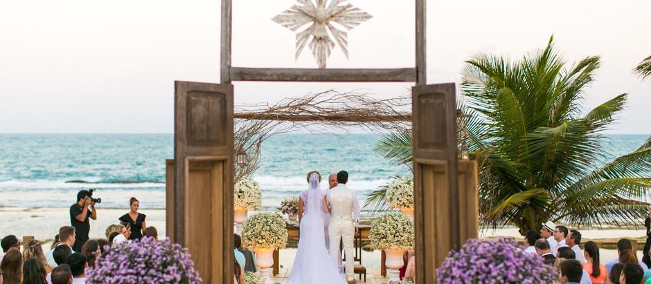As 63 melhores datas para o seu Casamento ao Ar Livre (na Praia, Campo ou Cidade)