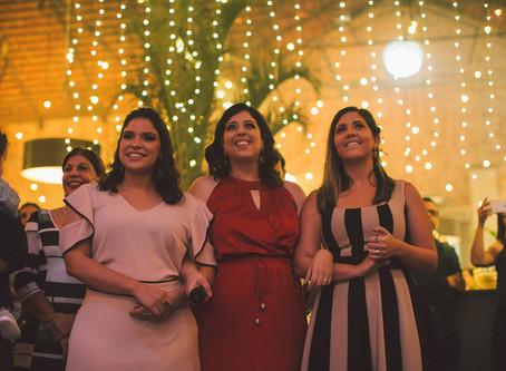 Aniversário de 5 anos das assessorias de  Clarissa Cunha e Wedding By Cecília - Usina Dois Irmãos
