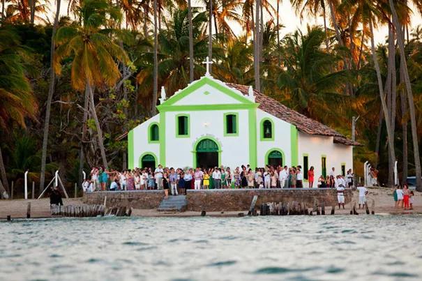 Pousada Pontal de Carneiros - ideal para Destination Wedding ou um Casamento na Praia