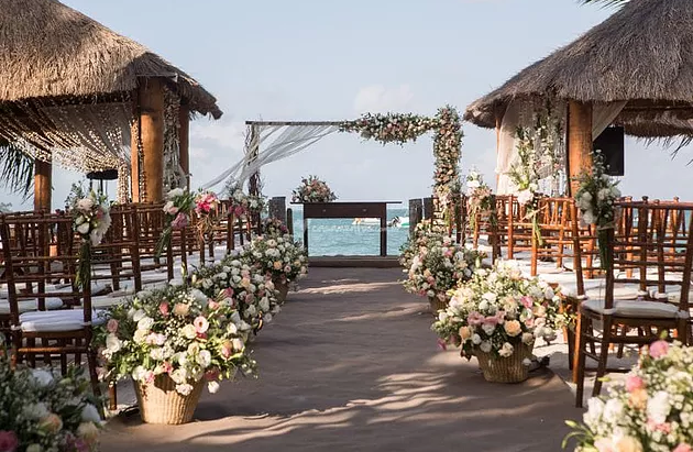 Pousada Praia dos Carneiros - Casamento na Praia ou Destination Wedding