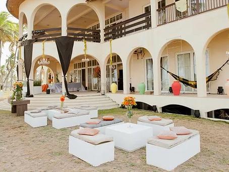 Villa Trinidade - Barra de Sirinhaém - Casamento na Praia