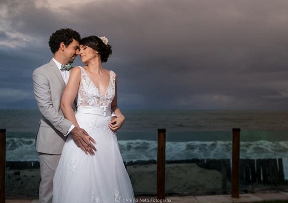 Casamento na Praia de Maracaípe - Feedback