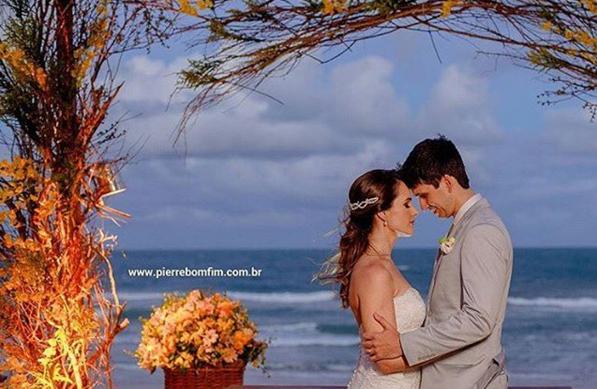 Feedback de Nathalie e Renato - Casamento na Praia - Porto de Galinhas - Villa Tapiri - Foto de Pierre Bonfim