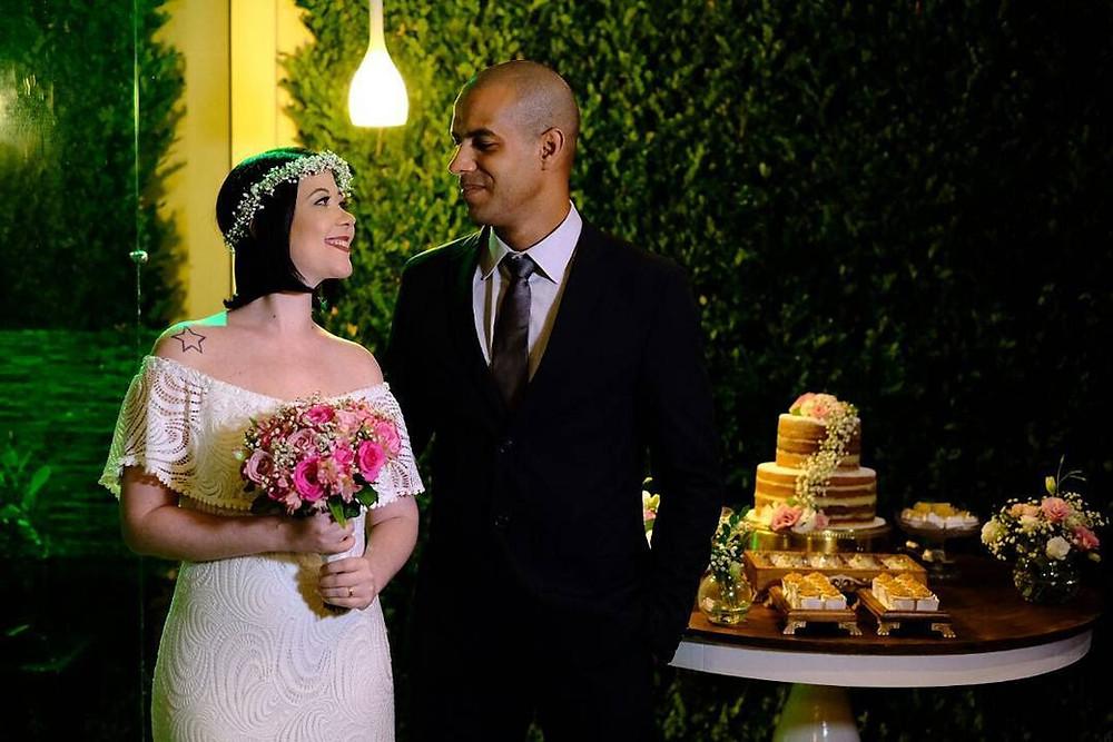 Mini Wedding - Casamento em Restaurante - Recife - Feedback