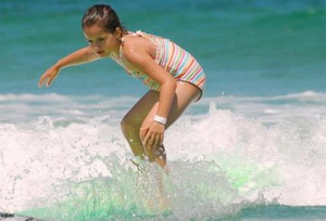 Surfers for Autism helps kids with spectrum disorders
