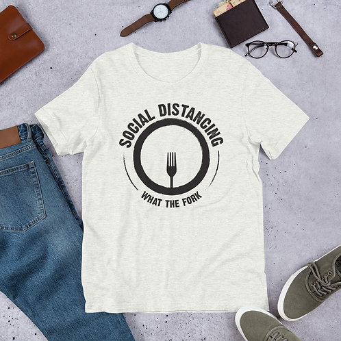 Social Distancing - Short-Sleeve Unisex T-Shirt