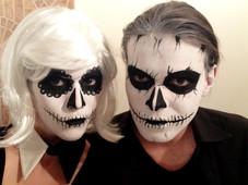"Halloween ""Squelettes"" - Eva Gelly"