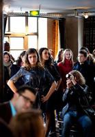 Défilé Fashion Algorithme - Event Eva Gelly