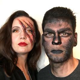 "Halloween ""Loup Garou"" - Eva Gelly"