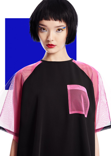 Art & Craft | Make Up Shooting Fashion - Eva Gelly