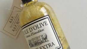 Extra vierge olijfolie, weggooien na stolling in de fles?