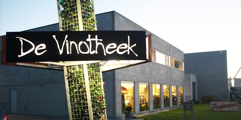 Opendeurdagen Vinotheek  - Roeselare