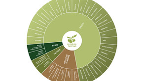 Extra vierge olijfolie, hoe wordt deze getest ... deel 2, de smaak