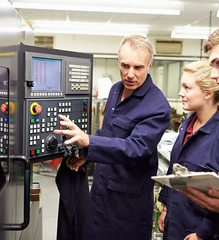 CNC Training - Max Swiss