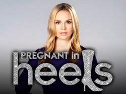 Pregnant in Heels
