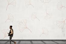 Kirei wall pattern