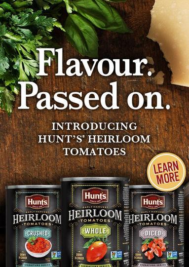 Hunt's Flavour