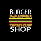 Burger Shop- Taco Shop Logo_Burger Black