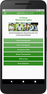 Food Traceability solutions