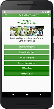 Food Supply Chain Traceability technology