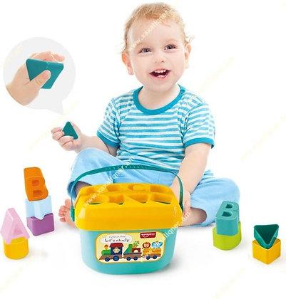 Դույլով մանկական զարգացնող խաղ