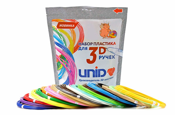 3D Գրիչի միջուկներ PLA 6 UNID