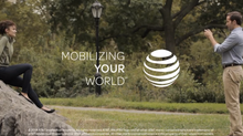 New York City AT&T Campaign