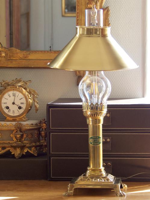 lampe de bureau orient express