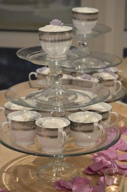 Tangela & Roody Teacup Cupcakes