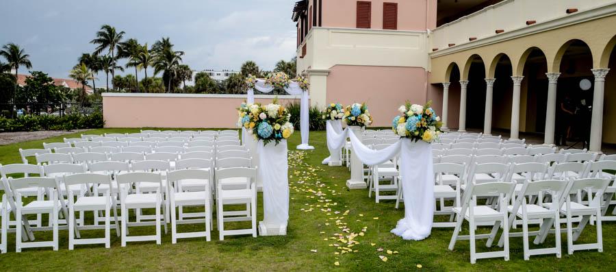 L&J Tropical Wedding
