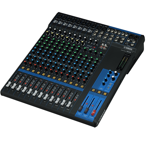 Yamaha MG166C USB 16 Channel Mixing Desk