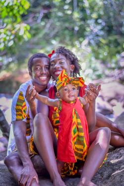 Creole Family