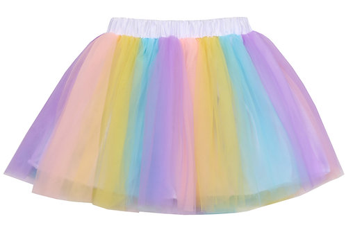 Pastel Rainbow Tutu WS