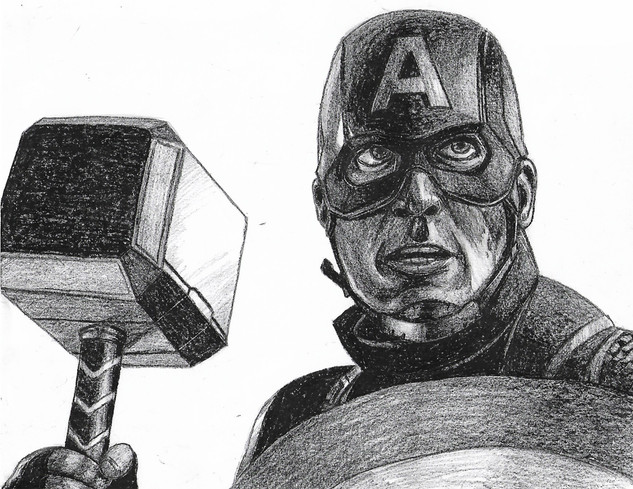 captain america - grease pencil.jpg