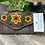 Thumbnail: Artesanal Hand Tooled Leather Wallet