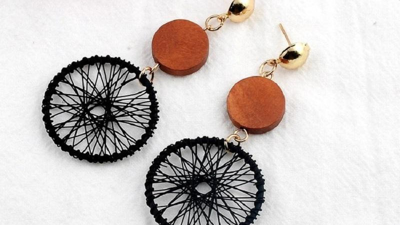 Tangled up Earrings