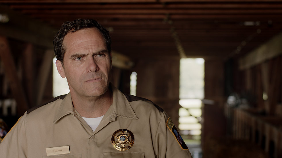 Andy Buckley in All Light Will End