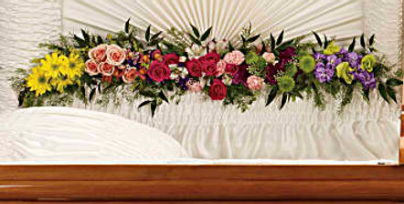 colorful casket hinge