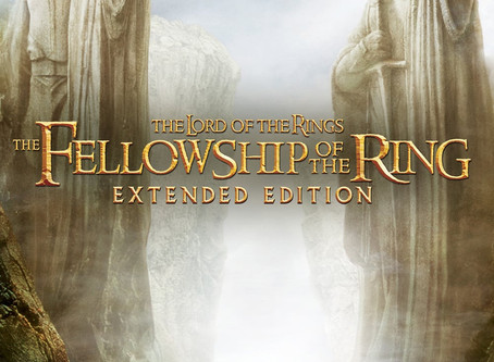 Lord of the Rings: The Fellowship of the Rings - Ext Cut