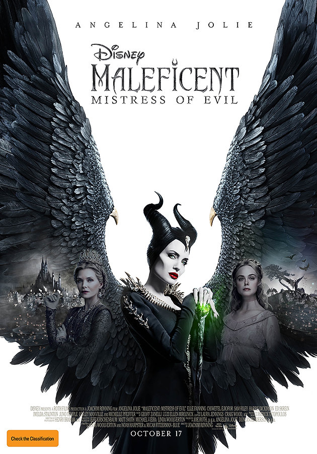 Maleficent Mistress Of Evil Ctc