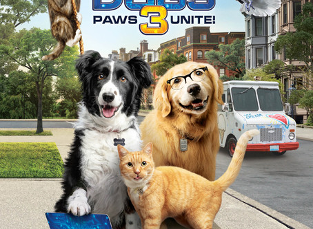 Cats and Dogs 3: Paws Unite