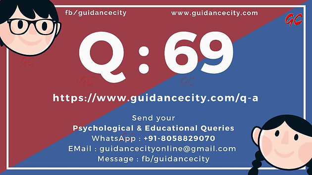 Question 69 | Marital Issues | Guidance City | Guidance City
