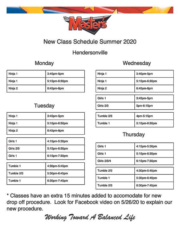 Summer 2020 class schedule.jpeg