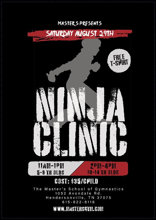 Ninja Clinic Flyer.jpg