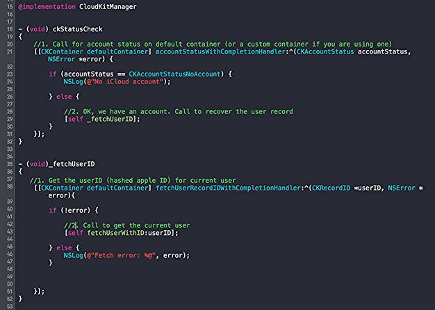 Setting up sandbox test users for CloudKit development